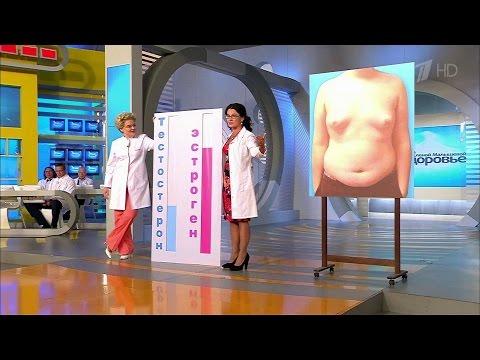 Здоровье. Странные вопросы о груди. «Женская» грудь у мужчины. (04.10.2015)