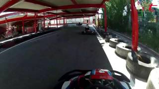 [HD] Vuelta onboard Karting Rivas completo - SNR 2017