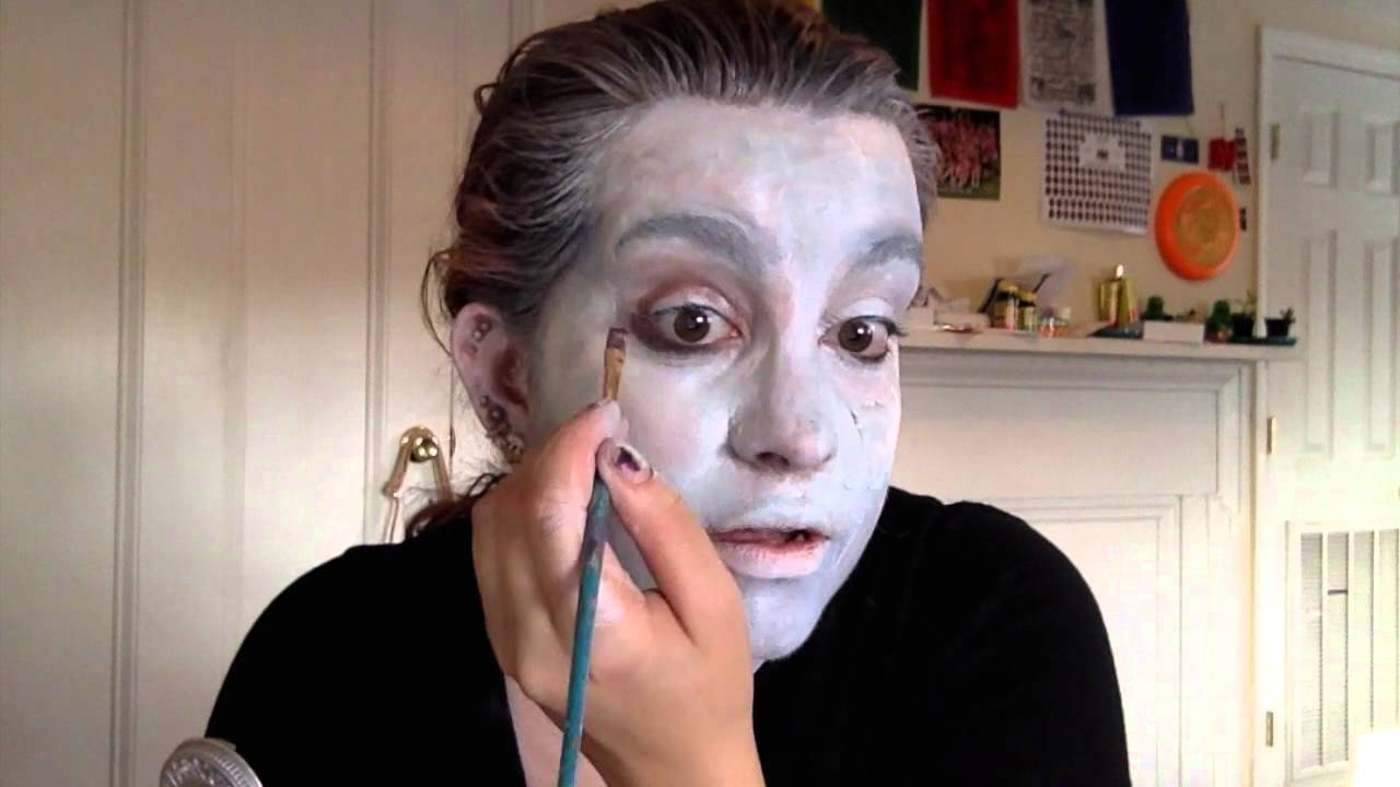 Voldemort-Inspired Makeup Tutorial - YouTube