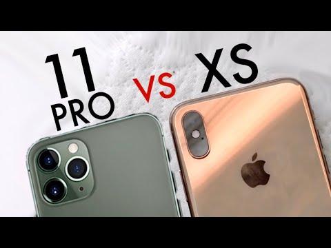 iPhone 11 Pro Vs iPhone XS Comparison