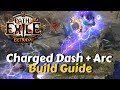 Charged Dash + Arc CWC Inquisitor Build Guide   Betrayal League Starter   Path of Exile (3.5)