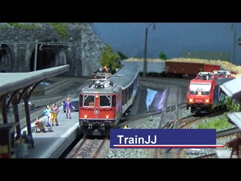 Tremendous Tips For Creating The Best From Your Swiss Model Train layout