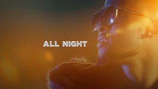 Meddy - All Night ( Official Lyric Video)