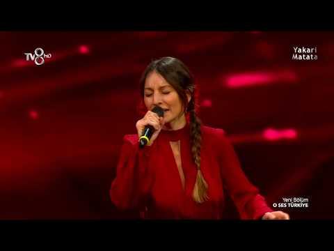 Sevinç Seda Gençdoğan - Kalbim   O Ses Türkiye