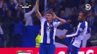 Goal | Golo Soares: FC Porto (1)-0 Sp. Braga (Liga 18/19 #10)