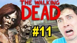 Walking Dead - CUT HIS LEG OFF - Part 11