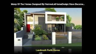 Best House Designs For Narrow Blocks