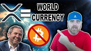 XRP Will Become the World Currency? | Litecoin Giveaway | Coinbase News