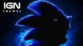 First Poster for Sonic the Hedgehog Movie Revealed