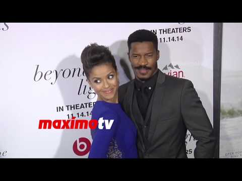 Gugu Mbatha-Raw & Nate Parker | Beyond the Lights Premiere | Red Carpet