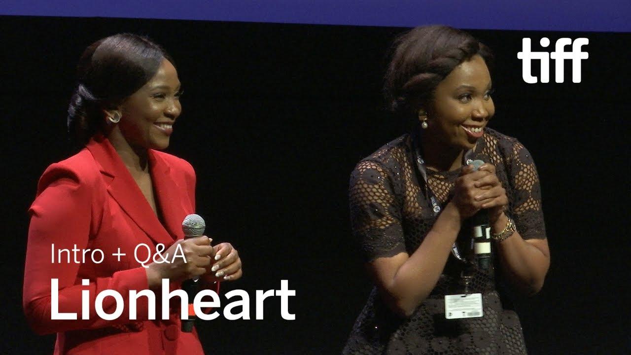Download LIONHEART Cast and Crew Q&A | TIFF 2018
