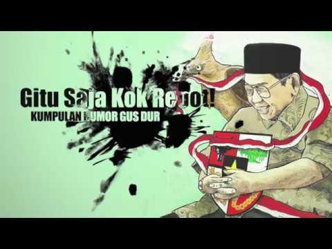Kumpulan Humor Gus Dur 01