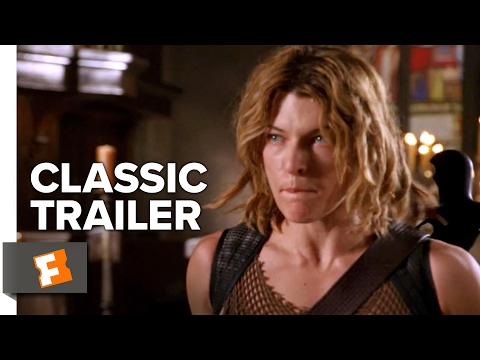 Resident Evil: Apocalypse (2004) Official Trailer 1 - Milla Jovovich Movie