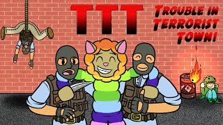 Trouble In Terrorist Town - Anti-Gravity