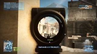BF3 multi crack zlo AEVN RUSH Gameplay (Map Talah Market)