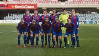 [HIGHLIGHTS] FEMENÍ (LLIGA): FC Barcelona – L...