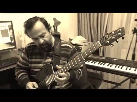 ioan gyuri pascu plays CARUSO on acustic guitar ( cover)