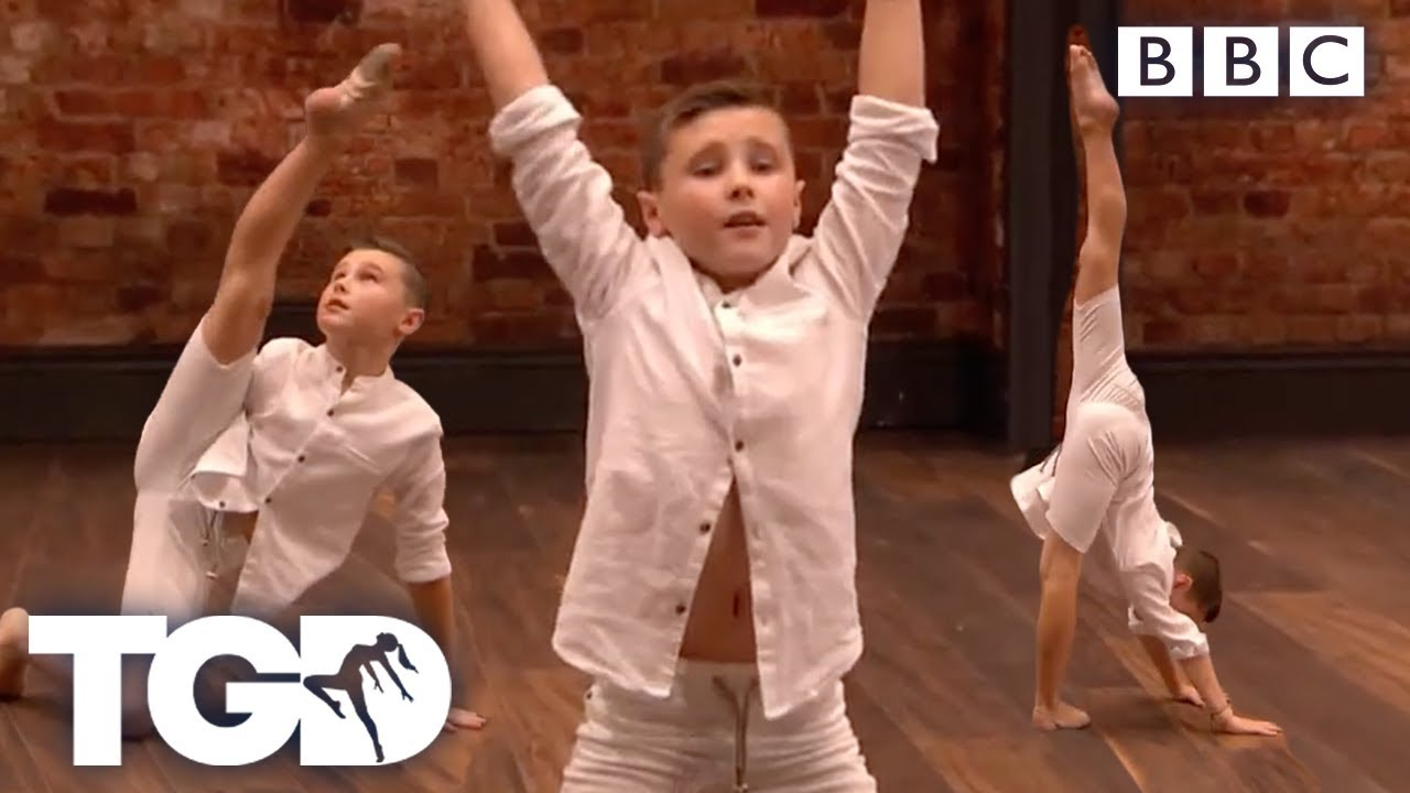 Download 9-Year-Old KID DANCER Fionn STUNS the Dance Captains   The Greatest Dancer