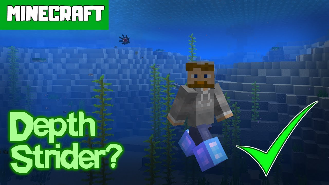 depth strider