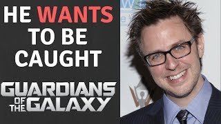 The Sad Truth About Guardians Of The Galaxy Director James Gunn thumbnail