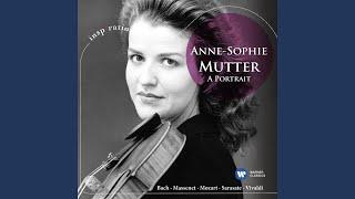 Violin Concerto No. 2 in E Major, BWV 1042: I. Allegro