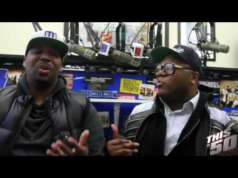 Erick Sermon Talks Living Off Publishing; Atlanta; TLC