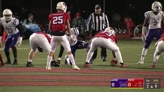 Lakota West vs Middletown Varsity Football - November 1, 2019