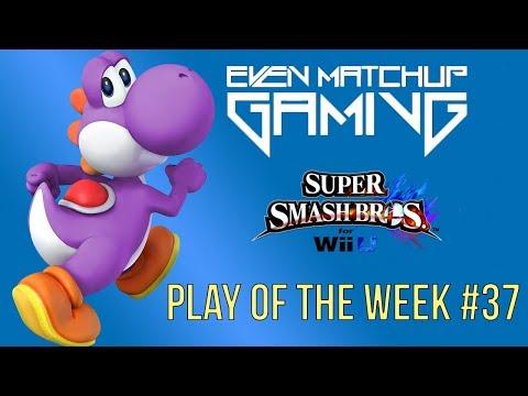 EMG Smash 4 Play of the Week 2017 - Episode 37 (SSB4, Super Smash Bros Wii U)