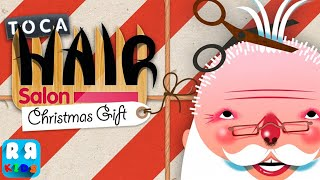 Toca Hair Salon - Christmas Gift - iOS Full Gameplay