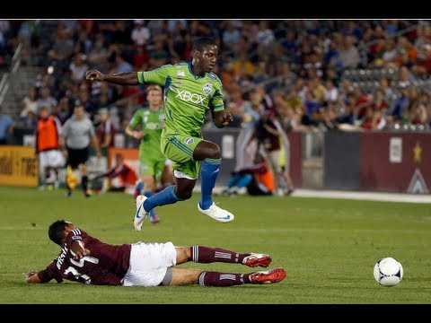 HIGHLIGHTS: Colorado Rapids vs Seattle Sounders, July 28th, 2012