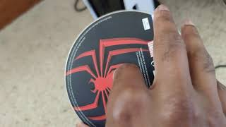 PS5 How to insert disc correctly  #PS5 #InsertDisc #TryingToHelp
