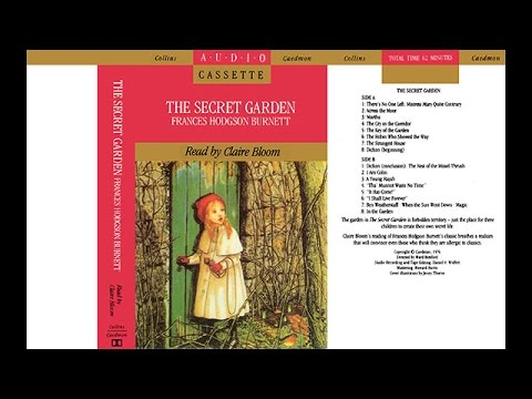 The Secret Garden read by Claire Bloom (1976)