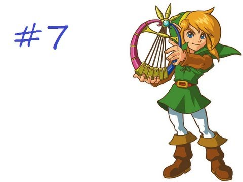 Let's Play Legend of Zelda: Oracle of Ages (Linked) #7 - Bar