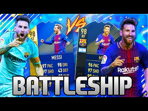 FIFA 18: FIRST OWNER MESSI TOTS vs MESSI TOTY BATTLESHIP WAGER  ft. Gamerbrother  ?? thumbnail