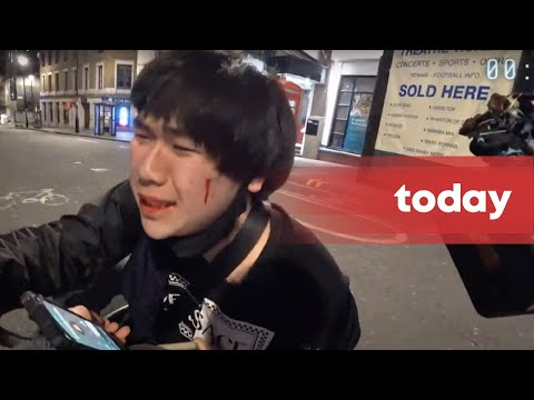 Singaporean in London attacked, saved by livestreamer