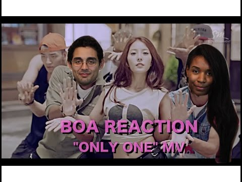 [Boyfriend Reacts] BoA 보아_Only One_Music Video (Dance ver.)