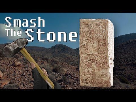 9gags Meme Rock | #SmashTheStone