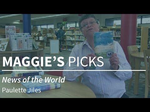 Maggie's Picks - 'News of the World' by Paulette Jiles