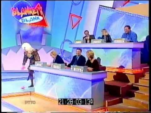 Blankety Blank | Unseen Lily Savage Outtakes! Part 1 of 2 Episode 9 | BBC 1998
