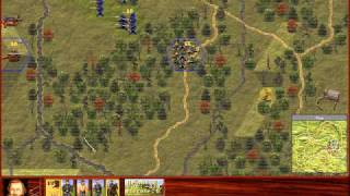 R.E.Lee: Civil War General Gameplay: The movie