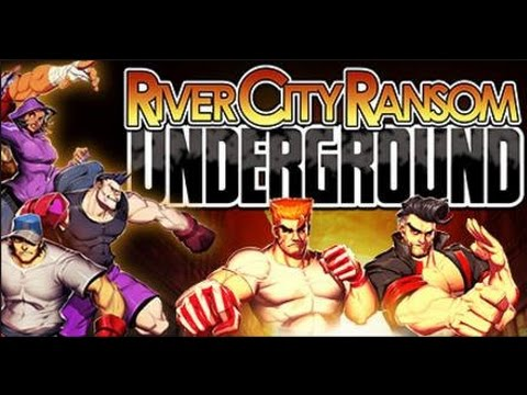 River City Ransom Underground Live! [Testing Stream]