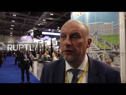UK: 'Visit Russia' tout tourism to the motherland as offices open in London