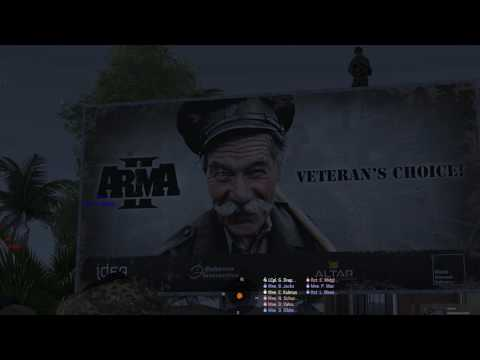 ARMA 3 - 40 Commando - Exercise Stanton I - 11/02/2017
