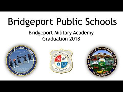 Bridgeport Military Academy Graduation 2018