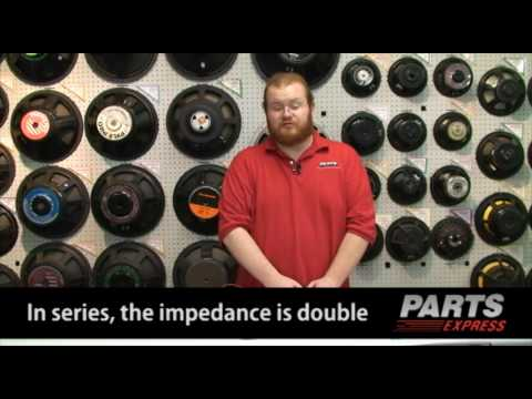 How-to: Wire Speakers in Series & Parallel Instructional Video