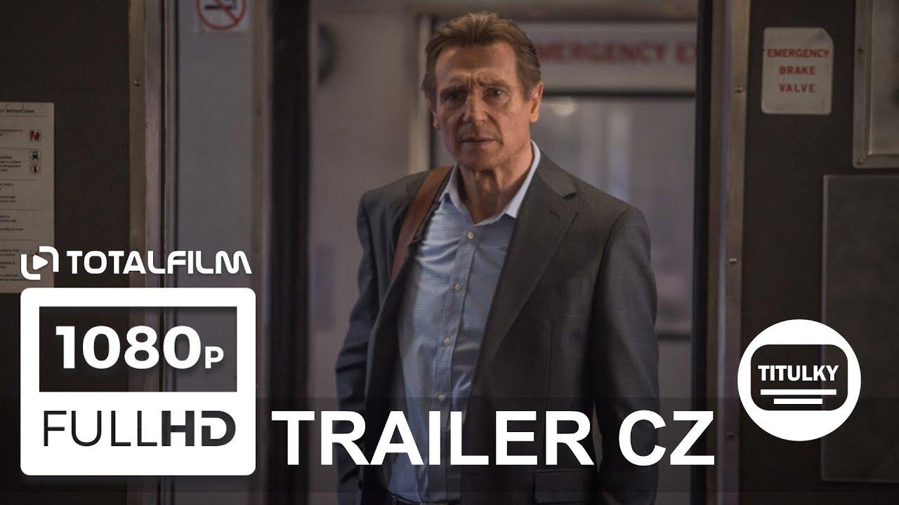 Cizinec ve vlaku (2018) CZ HD trailer
