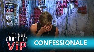 Grande Fratello VIP - Le lacrime di Andrea Damante - Il Dama piange pensando alla fidanzata Giulia thumbnail