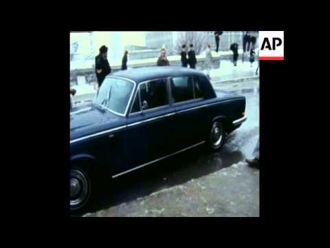 SYND 1-1-73 FUNERAL OF FORMER CANADIAN PRIME MINISTER