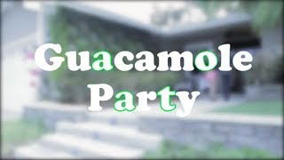 Cool Face - Guacamole Party