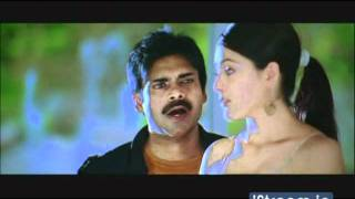 Pawan Kalyan Rejects Love Proposal || Jalsa Telugu Movie Comedy Scenes || Pawan Kalyan, Ileana